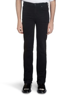 Balenciaga Skinny Fit Five-Pocket Pants