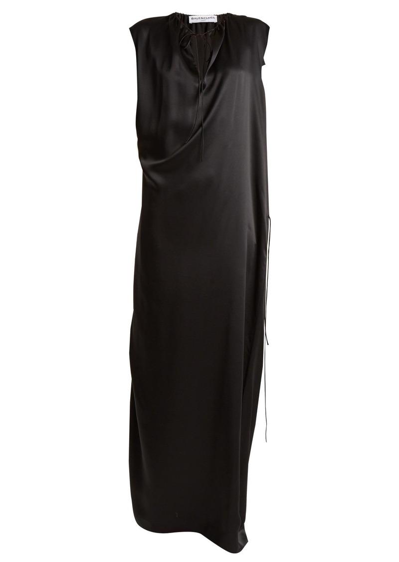 Balenciaga Slide gown
