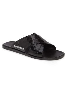 Balenciaga Slide Sandal (Men)