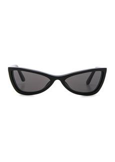 Balenciaga Slim Cateye Sunglasses
