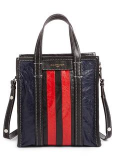 Balenciaga Small Bazar Leather Shopper