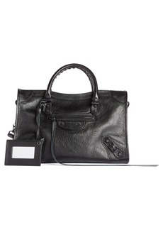 Balenciaga Small Classic City Leather Tote