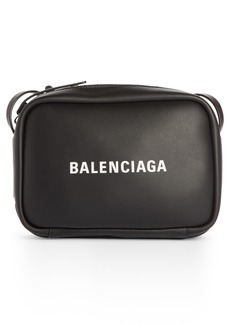 Balenciaga Small Everyday Calfskin Leather Camera Bag
