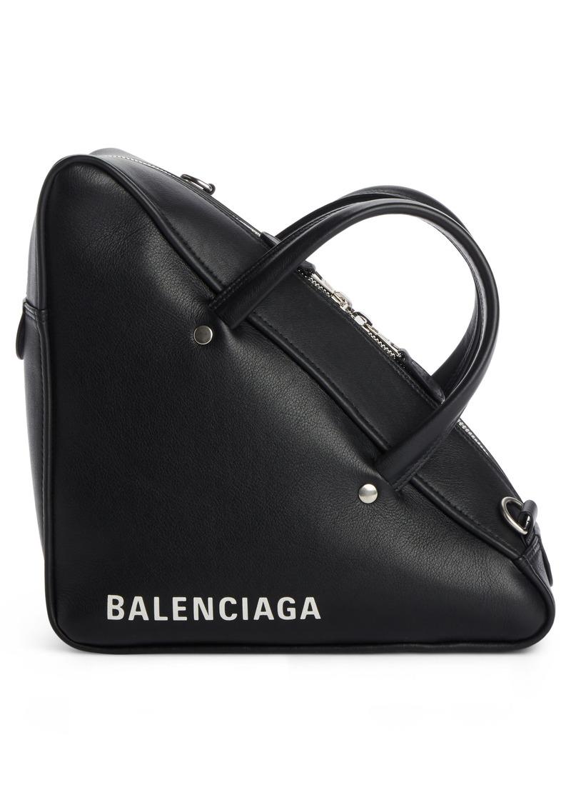 Balenciaga Small Triangle Duffle Bag