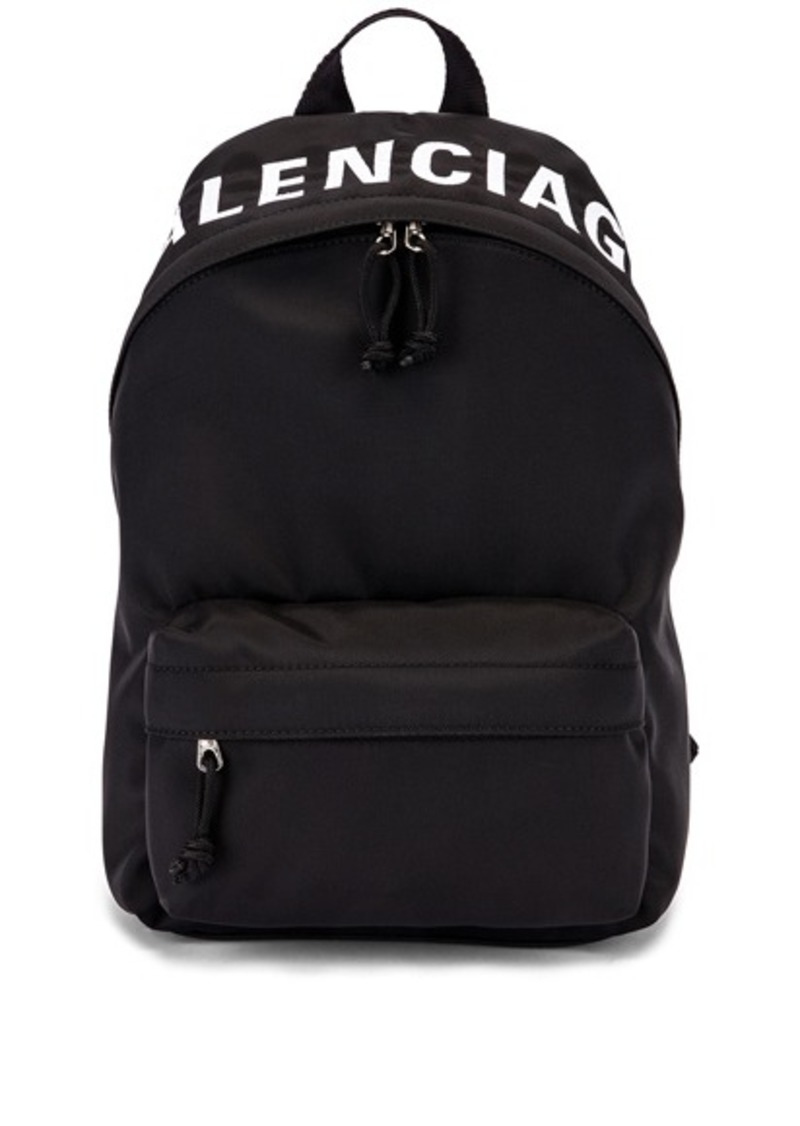 Balenciaga Small Wheel Backpack