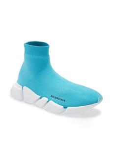 Balenciaga Speed LT Clear Sole Sock Sneaker (Men)