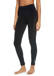 Balenciaga Sporty Mesh Inset Leggings