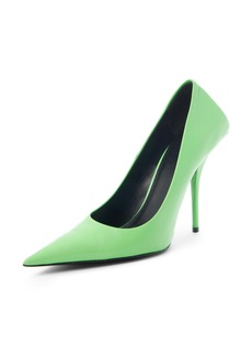 Balenciaga Square Knife Pointed Toe Pump (Women)