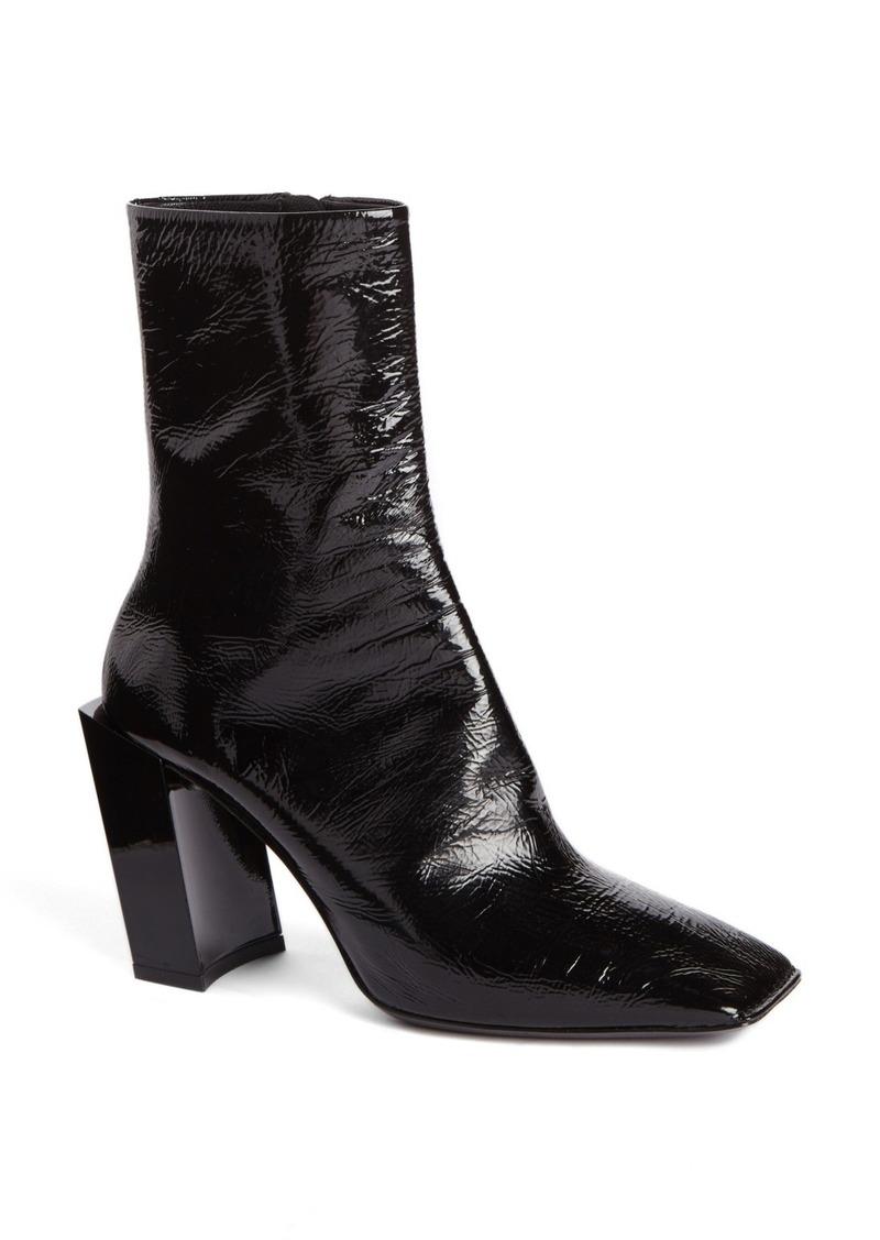balenciaga balenciaga square toe boot shoes