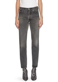 Balenciaga Standard High-Rise Jeans