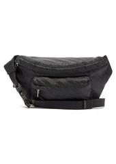 Balenciaga Striped logo belt bag