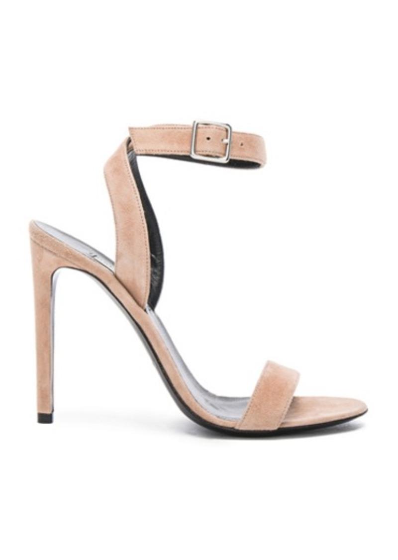 Balenciaga Suede Heels