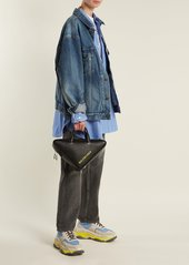 Balenciaga Triangle Duffle S cross-body bag