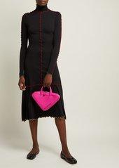 Balenciaga Triangle Duffle XS leather bag