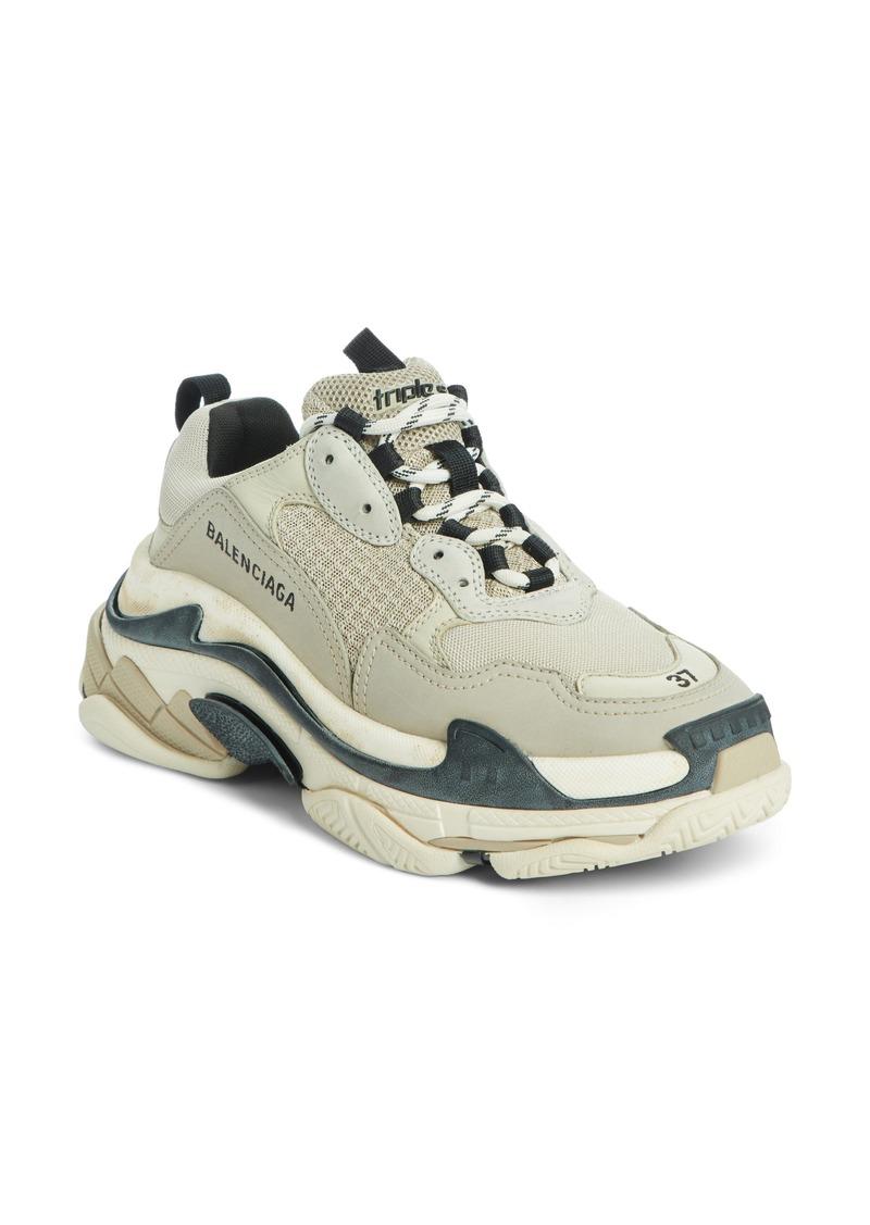 Triple S low top sneakers