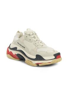 Balenciaga Triple S Low Top Sneaker (Women)