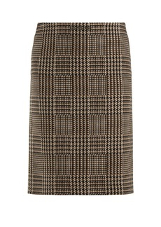 Balenciaga Tweed pencil skirt