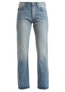 Balenciaga Twisted straight-leg jeans