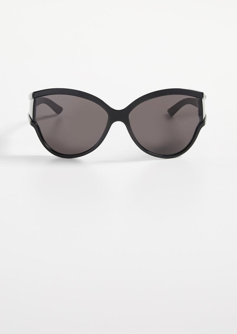 Balenciaga Unlimited Soft Mask Sunglasses