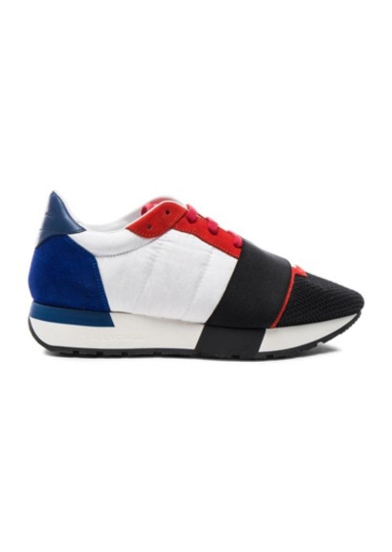 Balenciaga USA Runner Sneakers