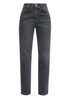Balenciaga V-back straight-leg jeans