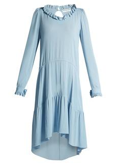 Balenciaga V-neck dress