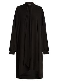 Balenciaga Vareuse short dress