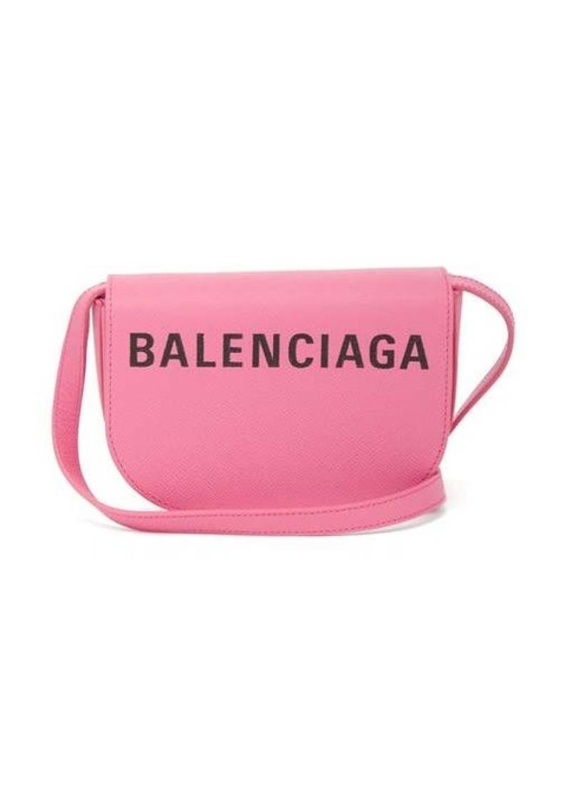 Balenciaga Ville calfskin day bag