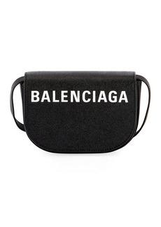 Balenciaga Ville Day XS AJ Logo Crossbody Bag