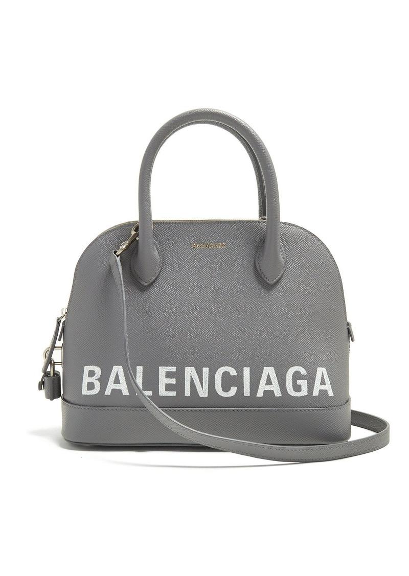 Balenciaga Ville S leather bag