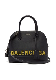 Balenciaga Ville S leather bag
