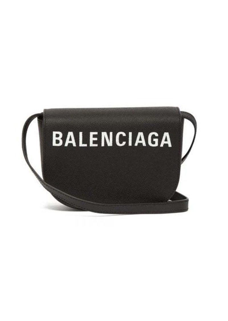 Balenciaga Ville XS leather bag