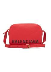 Balenciaga Ville XS leather cross-body bag