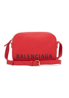 Balenciaga Ville XS leather cross-body bag