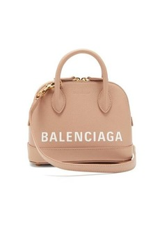 Balenciaga Ville XXS leather cross-body bag
