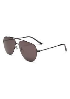 Balenciaga Women's Aviator Sunglasses, 59mm