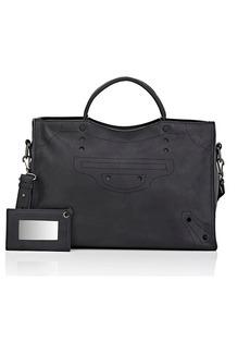 Balenciaga Women's Blackout City Bag - Noir