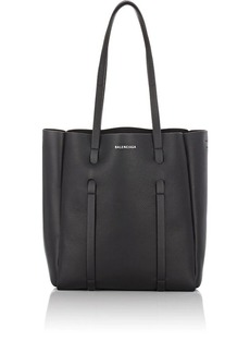 Balenciaga Women's Everyday Extra-Small Leather Tote Bag - Black