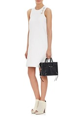 Balenciaga Women's Papier A6 Side-Zip Tote - Black