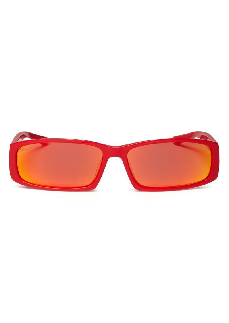 1d8432bbd27ab Balenciaga Balenciaga Women s Rectangular Sunglasses