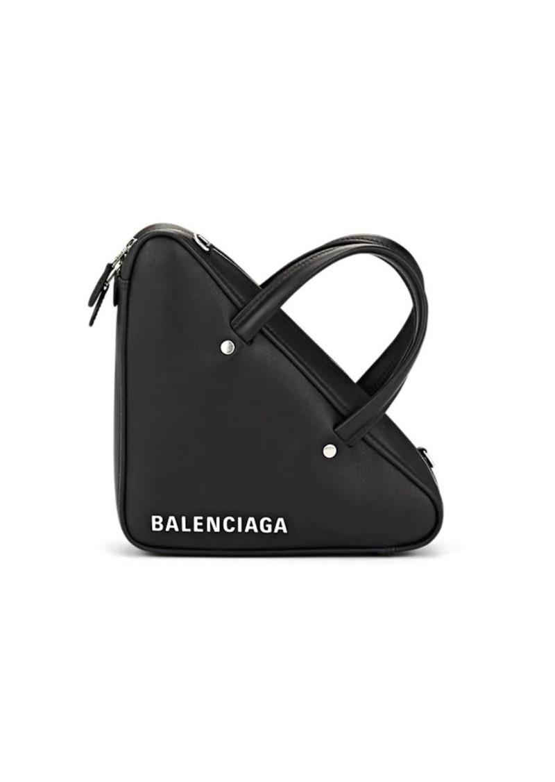 Balenciaga Women's Triangle Extra-Small Duffel Bag - Black