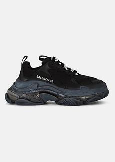 Balenciaga Women's Triple S Platform Sneakers
