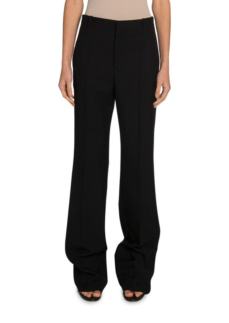 Balenciaga Wool Gabardine Pants
