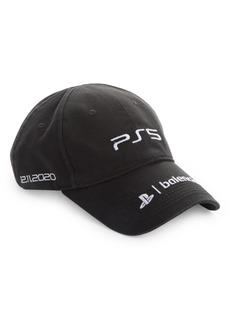 Balenciaga x Sony PlayStation 5 Baseball Cap
