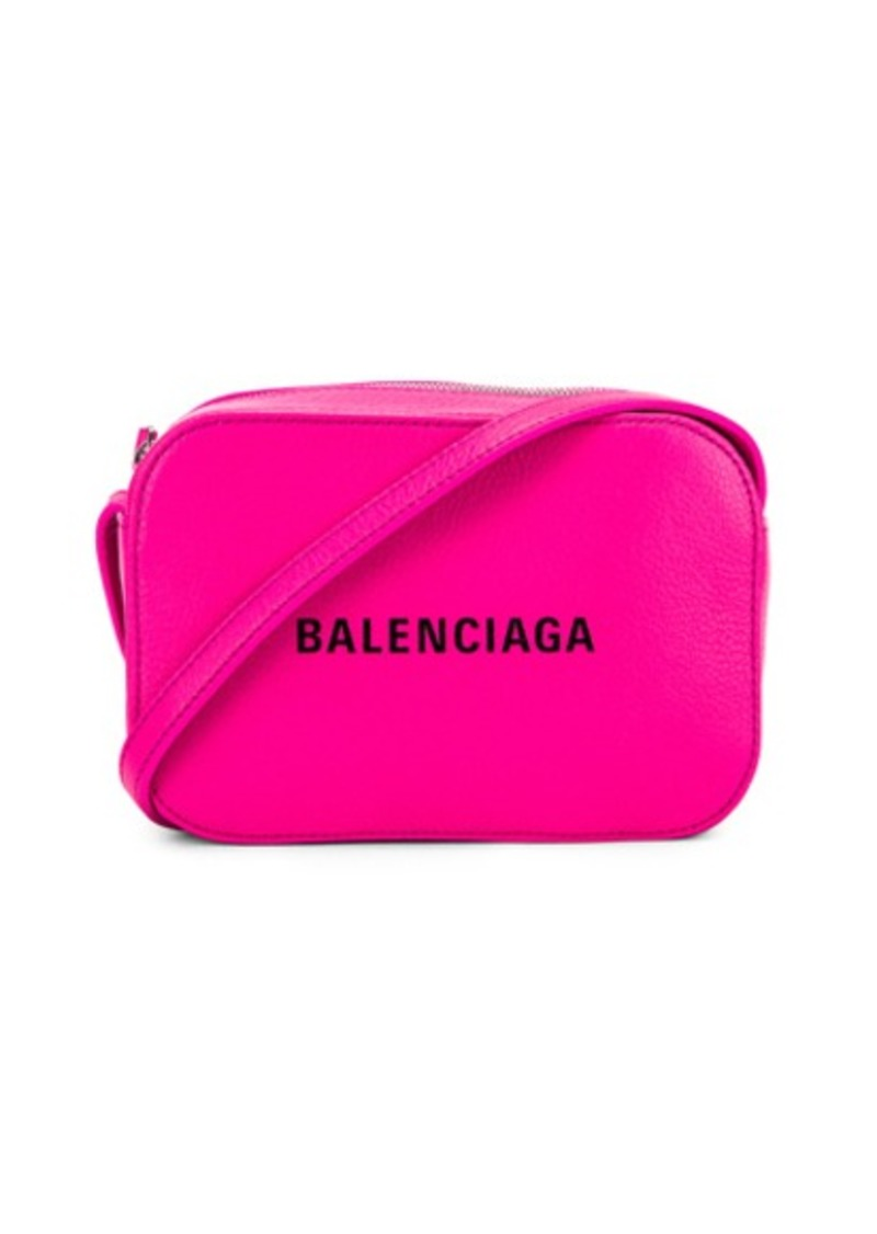 Balenciaga XS Logo Camera Bag