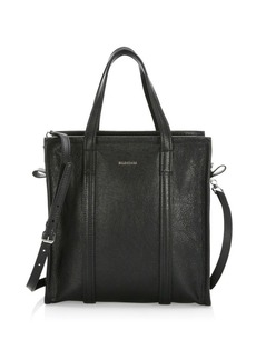 Balenciaga Small Bazar Arena Leather Shopper