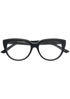 Balenciaga BB cat-eye glasses
