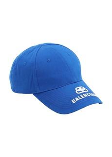 Balenciaga Bb Cotton Baseball Hat