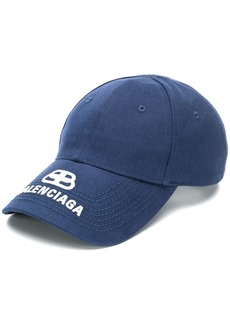 Balenciaga BB embroidered baseball cap