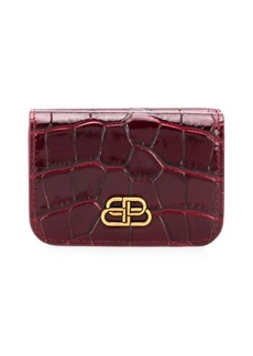 Balenciaga BB mini wallet